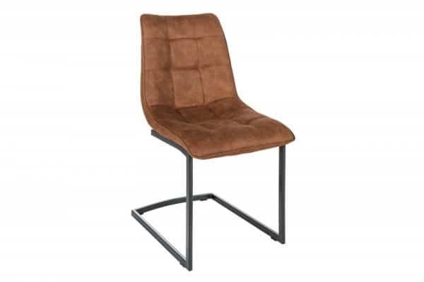 Stolička Miami hnedá