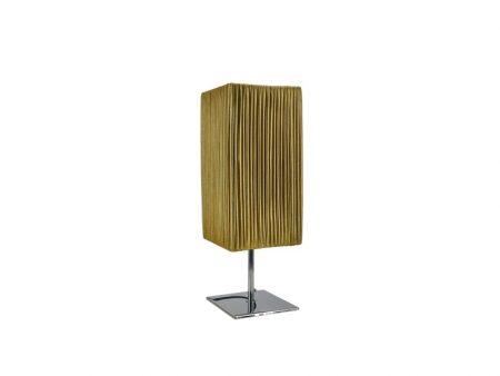 Stolová lampa Paris 44cm zlatá