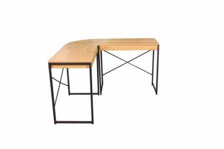 Eck-Písací stôl Studio dub-Optik