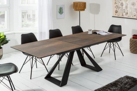 Jedálenský stôl Concord 180-230cm keramika dub-Optik
