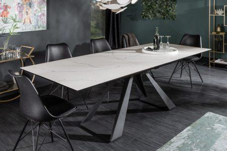 Jedálenský stôl Concord 180-230cm keramika mramor-Optik