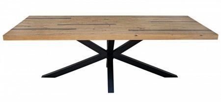 Jedálenský stôl Galaxie 240cm Pinie 60mm prírodná