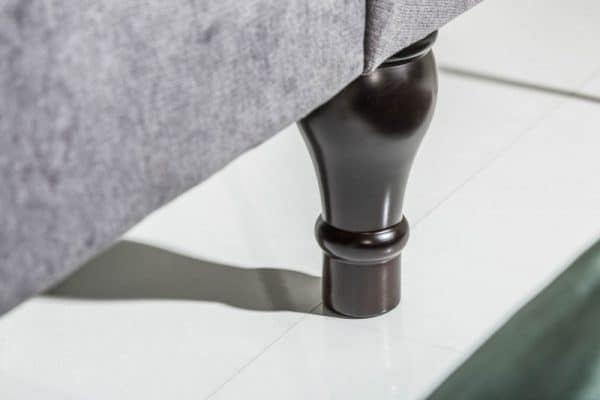 Sofa Paris II 230cm sivá vrecovina