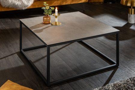 Konferenčný stolík Symbiose 75cm betón-Optik keramika