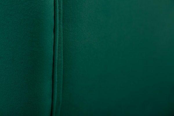 Kreslo Noblesse smaragdzelená