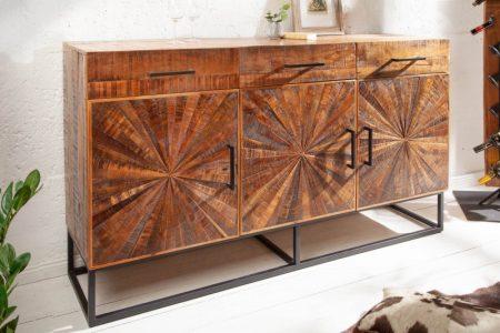 Príborník Wood Art 160cm Mango
