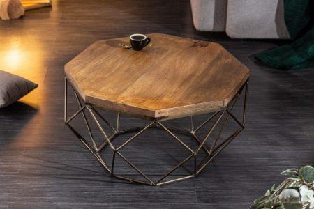 Konferenčný stolík Diamond 69cm Mango