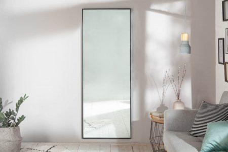 Nástenné zrkadlo Noemi 160cm čierna