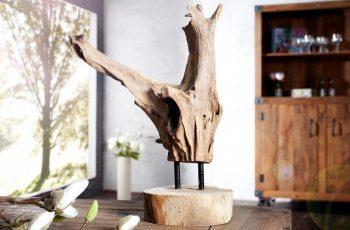 Prečo sa rozhodnúť pre drevené doplnky - Drevené doplnky - drevená socha