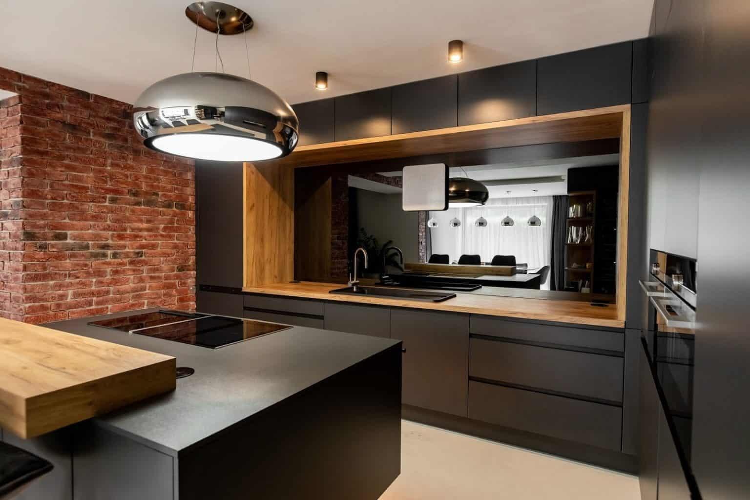 Dominanta bytu - kuchyňa. Zdroj: iKuchyne.sk