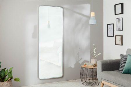 Nástenné zrkadlo Elegancia 170cm strieborná