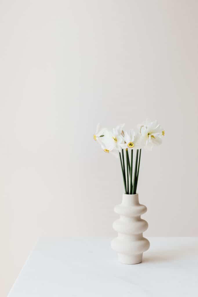 Kvety – poslovia jari a klasika medzi jarnými dekoráciami. Zdroj: pexels.com