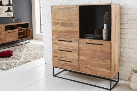 Každý drevený nábytok si zaslúži vašu opateru a lásky, aby vám vydržal čo najdlhšie. Zdroj: iKuchyne.sk
