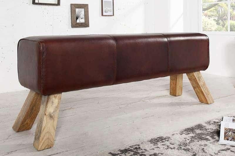 Mäkká, ľahko umývateľná a krásna. Dokonalá lavica. Zdroj: iKuchyne.sk