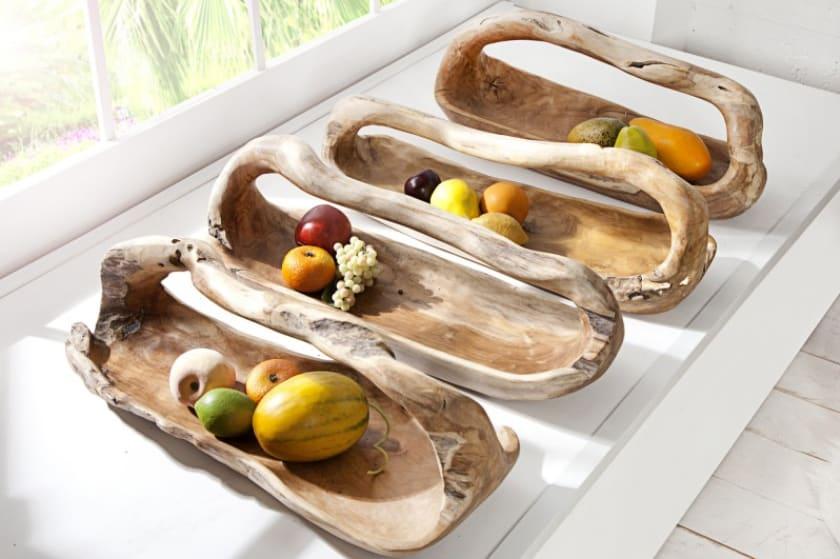 Čaro dreva viete využiť aj pri stolovaní. Zdroj: iKuchyne.sk