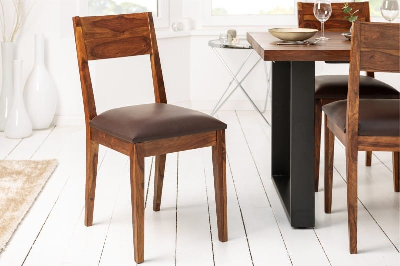 Ak máte radšej tradičnejší vzhľad, aj pre vás máme v ponuke tieto krásne stoličky. Zdroj: iKuchyne.sk
