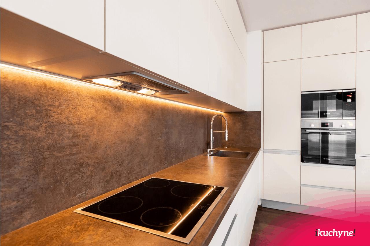 Bronz je nové zlato, ktoré v lacnej kuchyni nenájdete. Zdroj: iKuchyne.sk