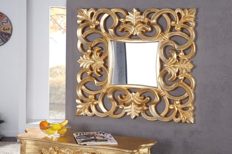 Dekoratívne zrkadlo ozvláštni steny vášho domova. Zdroj: iKuchyne.sk