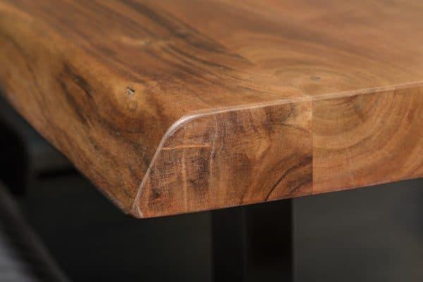 Jedálenský stôl Mammut 300cm agát honey 60mm PLATTE