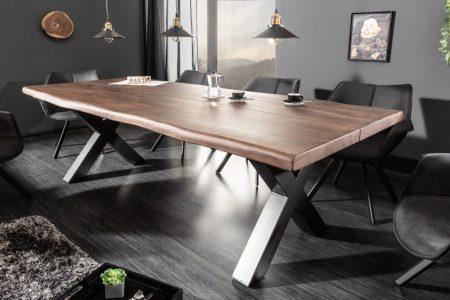 Jedálenský stôl Organic Living 220cm agát 60mm