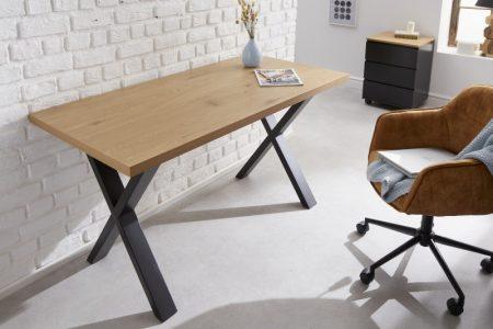 Písací stôl Loft 140cm dubnoptik