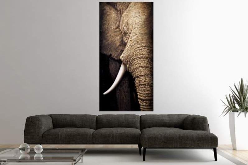 Exotické maľby tiež patria do maximalistickej izby. Zdroj: iKuchyne.sk