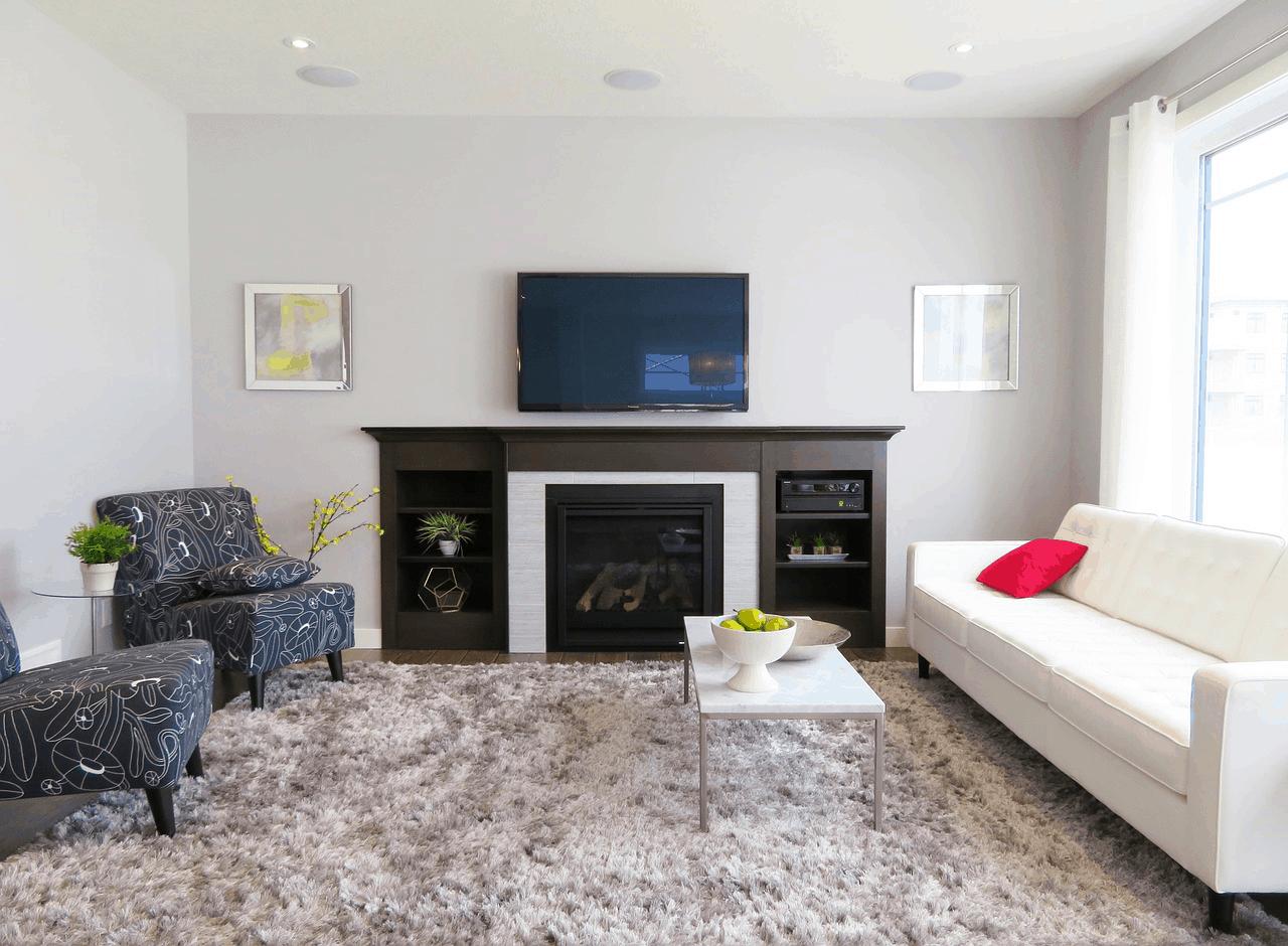 Koberec do obývačky rozhodne patrí. Zdroj: Pixabay.com