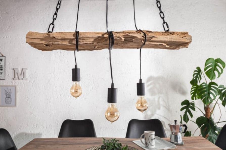 Závesná lampa Barracuda. Zdroj: iKuchyne.sk