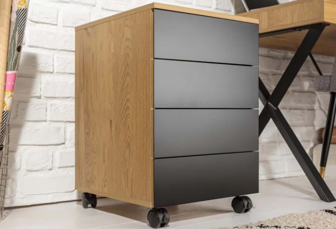 Praktický kontajner ušetrí vo vašej domácnosti veľa miesta. Zdroj: iKuchyne.sk