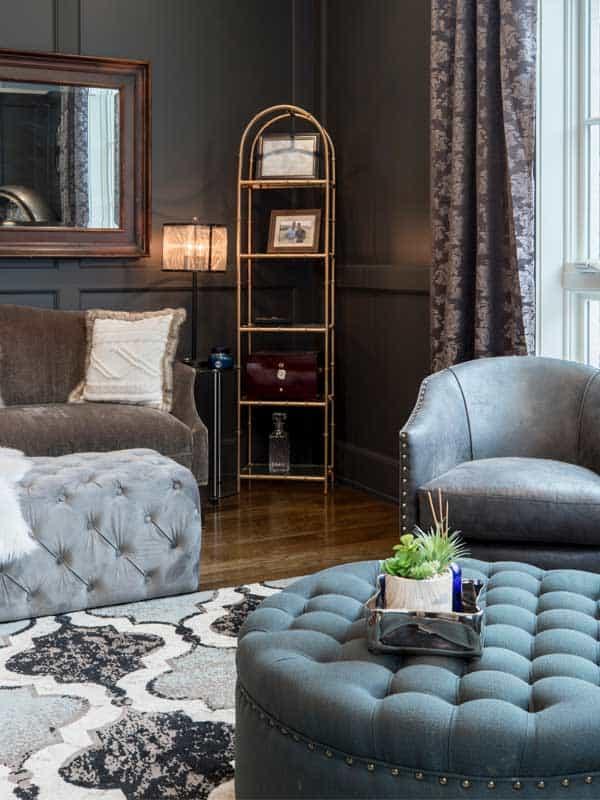 Obývacia izba, ktorej francúzsky nádych dodáva šmrnc. Zdroj: Pexels.com