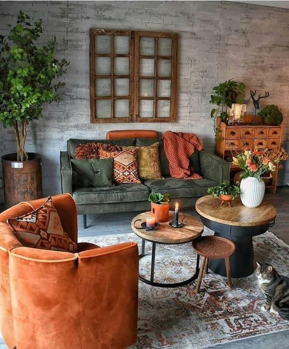 Mango, teak, či palisander: Objavte nábytok z exotického dreva. Zdroj: Pinterest.com