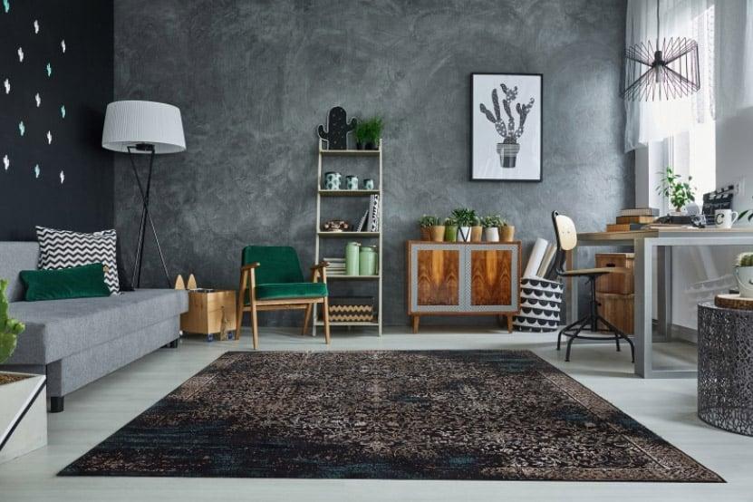 Vyberte si taký koberec do obývačky, ktorý bude vyhovovať vašim potrebám a vkusu. Zdroj: iKuchyne.sk