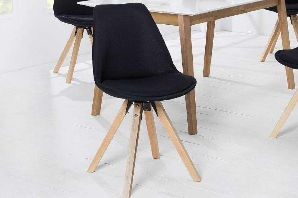 Ergonomicky tvarované jedálenské stoličky vnesú pohodlie do každej jedálne. Zdroj: iKuchyne.sk