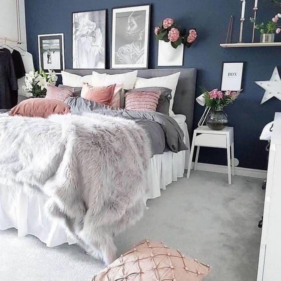 Spálňa, najromantickejšie miesto u vás doma. Zdroj: Pinterest.com