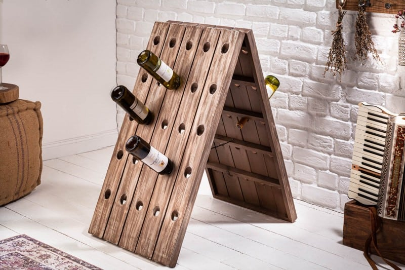 Tento ručne vyrobený prírodný produkt sa hodí skvelo do rustikálnejšej obývačky. Zdroj: iKuchyne.sk