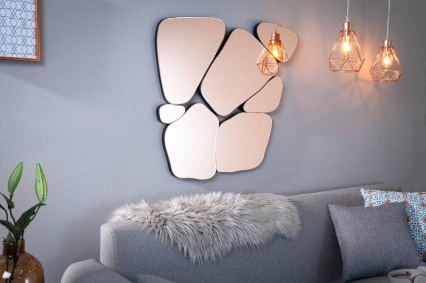 Sklenené dekorácie vedia svojím prevedením vyraziť dych. Zdroj: iKuchyne.sk