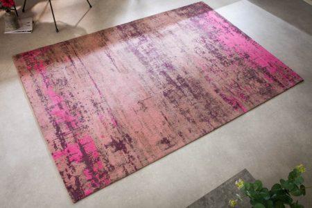 Teppich Modern Art 240x160cm béžová ružová