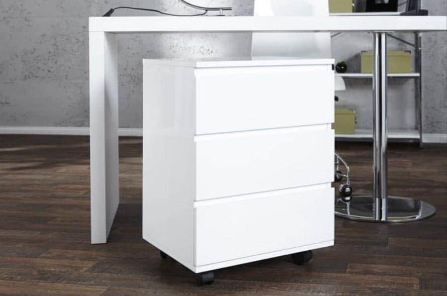Veľký pomocník v domácnosti - nábytok na kolieskach. Zdroj: iKuchyne.sk