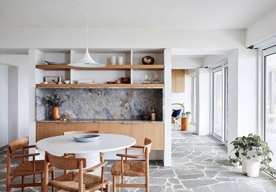 4 tipy, ako spraviť interiér svetlejším a vzdušnejším. Zdroj: Pinterest.com