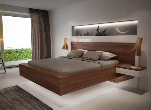 Vhodne zvolené farby a materiály zvýraznia váš luxusný interiér. Zdroj: iKuchyne.sk