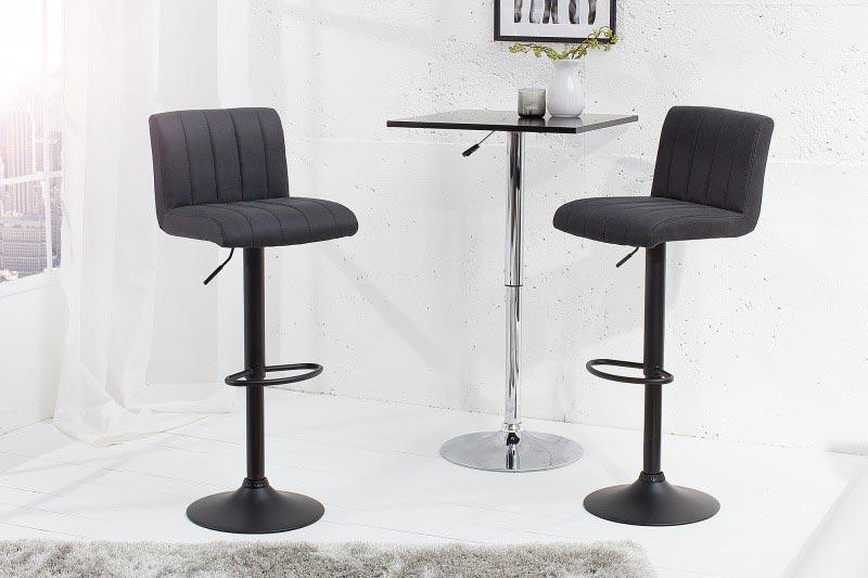 """Tieto stoličky môžu doplniť váš barový stôl alebo ich môžete umiestniť ku kuchynskému """"ostrovčeku"""". Zdroj: iKuchyne.sk"""