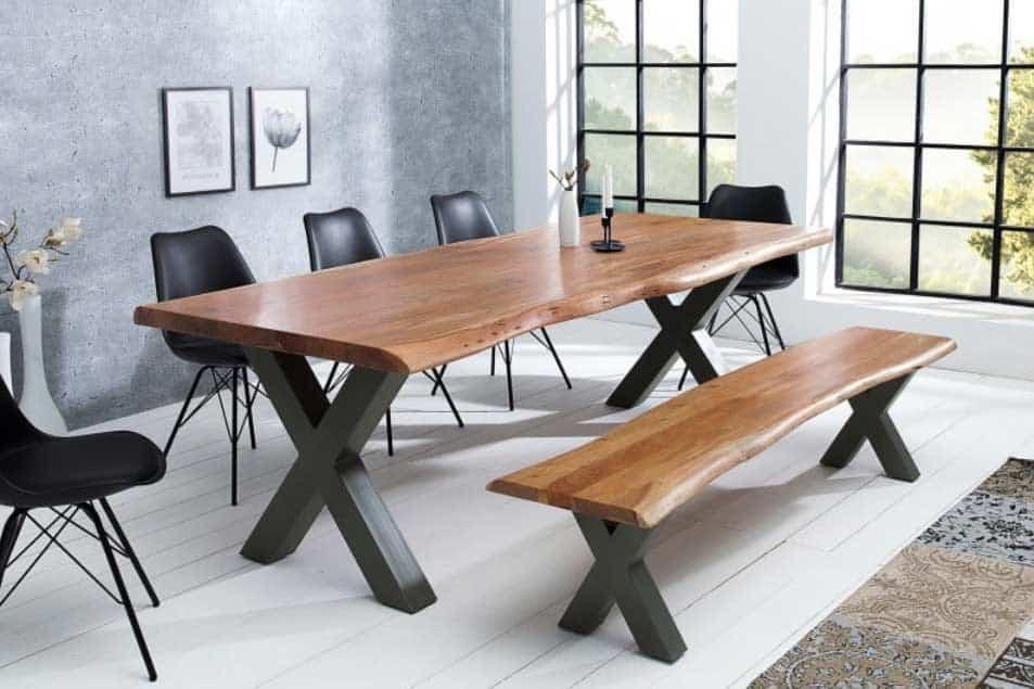 Vaša jedáleň sa s touto kombináciou stane pútačom pozornosti. Zdroj: iKuchyne.sk