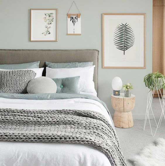 4 tipy, aby bola vaša spálňa útulná. Zdroj: Pinterest.com