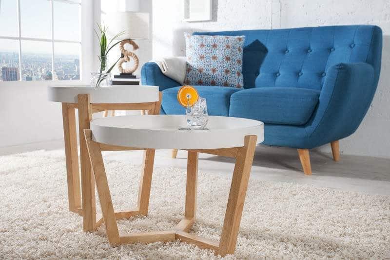 Každá obývačka sa nezaobíde bez konferenčného stolíka. Zdroj: iKuchyne.sk