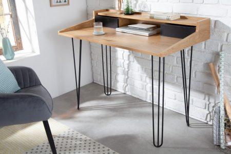 Písací stôl Studio 110cm dubn-Optik