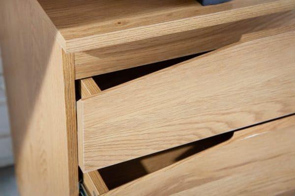 Písací stôl Studio 160cm dubn-Optik