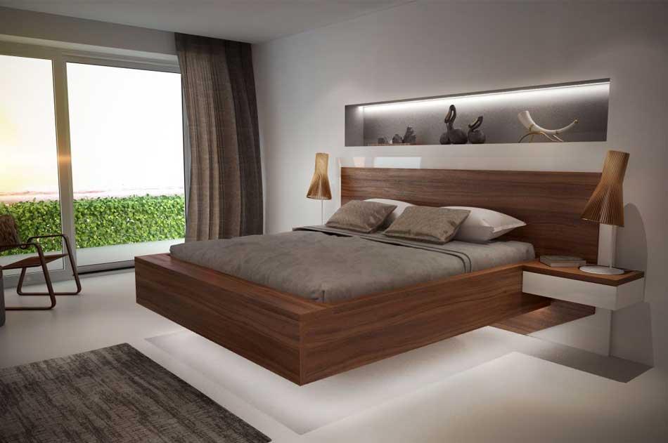 """Pri vzdušnom interiéri platí známe pravidlo: ,,...v jednoduchosti je krása..."""". Zdroj: iKuchyne.sk"""