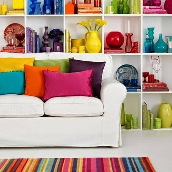 Farby v interiéri a ich vplyv na človeka. Zdroj: Pinterest.com