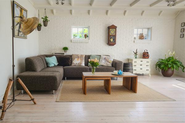 Obývacia izba má odzrkadľovať to, čo máte najradšej. Zdroj: Pexels.com