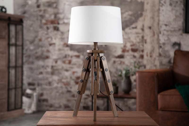 9 inšpirácií, ako môže stolová lampa rozžiariť izbu. Zdroj: iKuchyne.sk